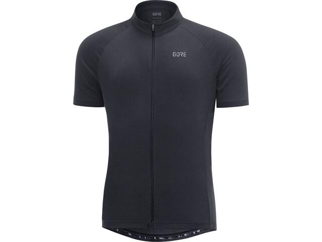 GORE WEAR C3 Bike Jersey Shortsleeve Men black at Bikester.co.uk c55f86d28